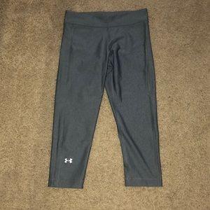 UA grey leggings